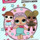 Lol Surprise - Jumbo Coloring & Activity Book - Dance it Out