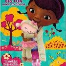 Doc McStuffins Big Fun Book to Color ~ Prescribing Hugs, Cuddles, & Kisses