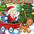 Christmas Edition Holiday - Jumbo Coloring and Activity Book - Lead The Sleigh