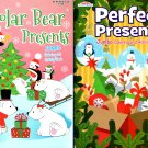 Jumbo Coloring and Activity Book - Perfect Presents and Polar Bear Presents