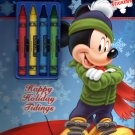 Disney Mickey Friends - Coloring & Activity Book - Includes Stickers v2
