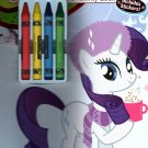 My Little Pony - Christmas Edition Holiday - Coloring & Activity Book - Includes Stickers v2