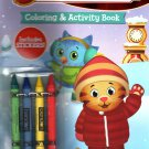 Daniel Tigers Neighborhood - Coloring & Activity Book - Includes Stickers