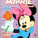 Disney Minnie and Friends - Big Fun Book to Color - What a Sweetie
