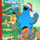 Sesame Street - Christmas Edition Holiday - Jumbo Coloring & Activity Book - Trim the Tree