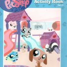 Littlest Pet Shop - Jumbo Coloring & Activity Book