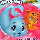 Hatchimals - Jumbo Coloring & Activity Book - Egg - Splore More