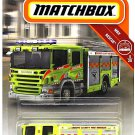 Matchbox MBX Rescue Scania P 360 Diecast Car 1:64 Scale