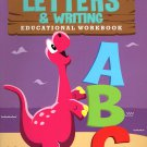 Good Grades Kindergarten Educational Workbooks Letters & Writing - v3