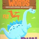 Good Grades Kindergarten Educational Workbooks First Words - v3