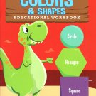 Good Grades Kindergarten Educational Workbooks Colors & Shapes - v2