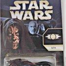 Hot Wheels, Star Wars, Exclusive Sith (Darth Maul) Scoopa Di Fuego Die-Cast Car 2/8