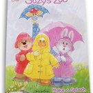 Little Suzy's Zoo Coloring and Activity Book - 64 Pages - Cover Varies