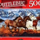 Mountain Run - 500 Pieces Jigsaw Puzzle