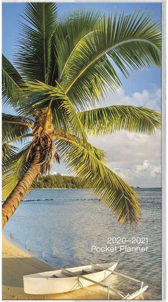 Beaches 2020 Pocket Planner