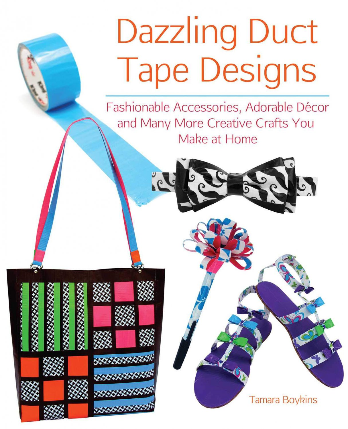Dazzling Duct Tape Designs