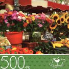 Provence Market - 500 Piece Jigsaw Puzzle