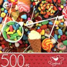 Sweets and Treats - 500 Piece Jigsaw Puzzle
