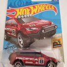 Hot Wheels 2020 Baja Blazers Chrysler Pacifica, Red 51/250