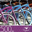 Bicycles Parked - 500 Piece Jigsaw Puzzle