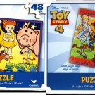 Toy Story 4 - 48 Pieces Jigsaw Puzzle - (Set of 2) v1