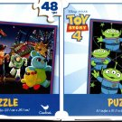 Toy Story 4 - 48 Pieces Jigsaw Puzzle - (Set of 2) v2