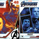 Marvel Avengers  Endgame - 48 Pieces Jigsaw Puzzle - (Set of 2) v2
