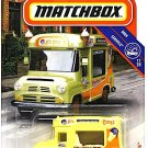 Matchbox 2019 MBX Service Ice Cream King (Ice Cream Truck) 98/100, Cream