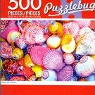 Colorful Sea Treasures - 500 Pieces Jigsaw Puzzle