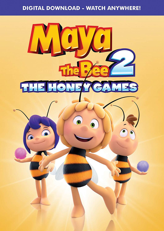 Maya The Bee 2: The Honey Games (DVD) dv003