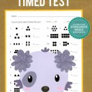 Addition and Subtraction Timed Test Aligned with Standards Based Mathematics