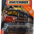 Matchbox City Series Chow Mobile 18/100, Black