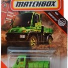Matchbox Contryside Mercedes Benz Unimog U300 97/100, Green