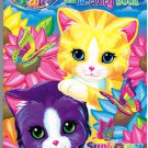 Lisa Frank Giant Coloring and Activity Book Sunflower Kittens