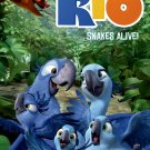Rio 1: Snakes Alive! (Rio Graphic Novels)