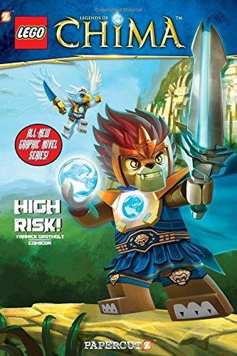 LEGO Legends of Chima #1: High Risk!