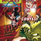 X-Mickey #2: The Contest (Disney Graphic Novels)