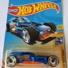 Hot Wheels 2018 Hw 50th Race Team 9/10 - HW50 Concept (Blue)