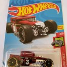 Hot Wheels 2019 Hw Game Over 4/5 - Bone Shaker (Red)