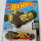 Hot Wheels 2019 Rod Squad - Street Creeper, Black 203/250
