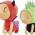 Hanazuki Little Dreamer Plush Devil & Plush Punk (Set of 2)