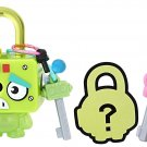 Hasbro Lock Stars Pink Bear & Green Square Robot (Set of 2)