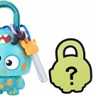 Lock Stars Blue Haired Girl & Aqua Spotted Monster (Set of 2)