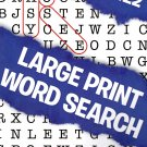 Large Print Word Search - All New Puzzles - (2018) - Vol.122