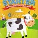 PRE-K Morning Starters Educational Workbooks -v3