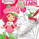Bendon Strawberry Shortcake Color & Trace Activity Book