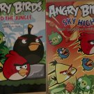 Angry Birds Sky High Giant Coloring & Activity Book (Set of 2)