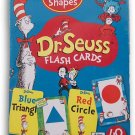 Dr. Seuss Educational Flash Cards - Colors & Shapes