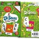 Dr. Seuss Flash Cards - ABC's & Words by Dr. Seuss