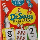 Dr. Seuss Flash Cards Numbers 1-20 by Dalmation Press